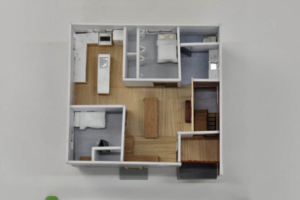 #5 二階模型