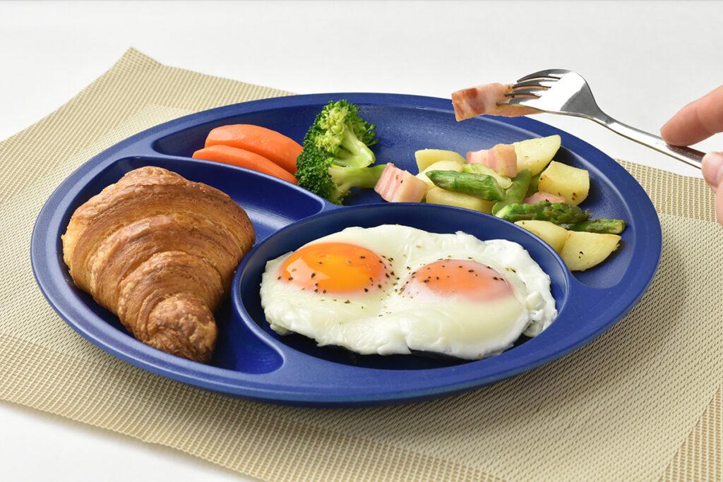 食卓に運べばそのまま食べることができるため、片付けも楽。